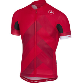 Castelli Free AR 4.1 FZ Jersey Men red